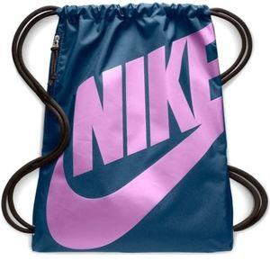 Nike- Drawstring Backpack- Blue Force Rush